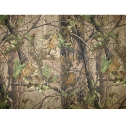 Picture of Golf Car Body Wrap Camouflage Decal Kit - Realtree AP