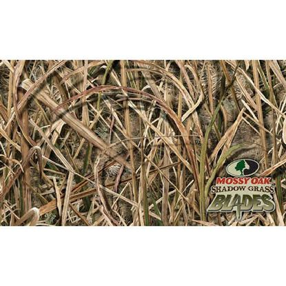 Picture of Golf Car Body Wrap Camouflage Decal Kit - Mossy Oak Shadowgrass Blades