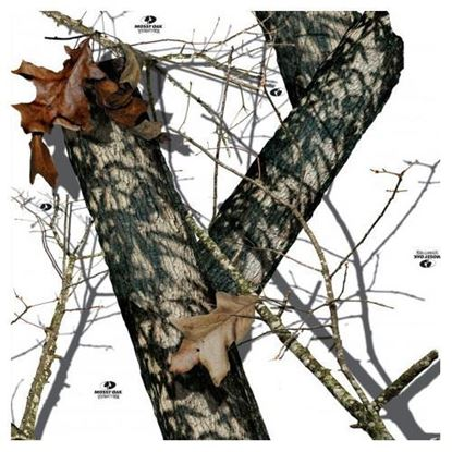 Picture of Golf Car Body Wrap Camouflage Decal Kit - Mossy Oak Winter
