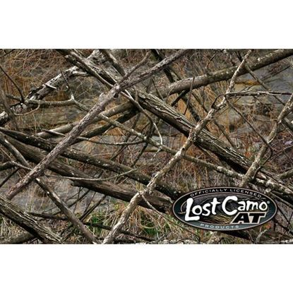 Picture of Golf Car Body Wrap Camouflage Decal Kit - Lost Camo Lost AT