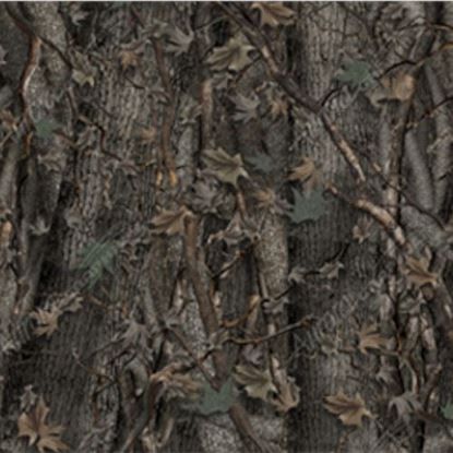 Picture of Golf Car Body Wrap Camouflage Decal Kit - Bushwolf Oak Ambush