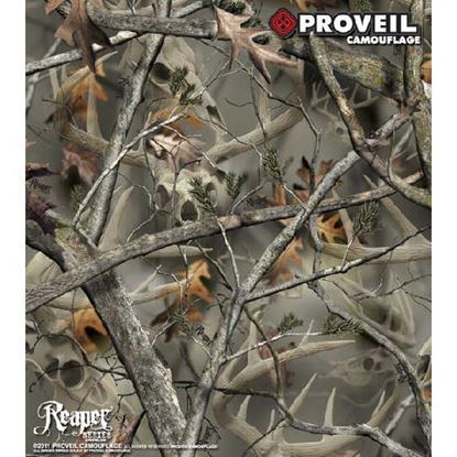 Picture of Golf Car Body Wrap Camouflage Decal Kit - Proveil Reaper Buck