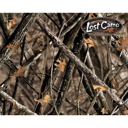 Picture of Golf Car Body Wrap Camouflage Decal Kit - Lost Camo Lost