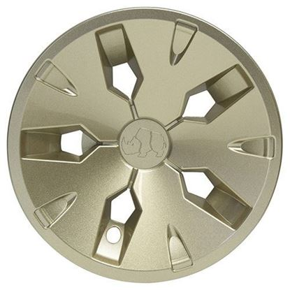 "Picture of 8"" Driver 2 Sand Color Wheel Cover"