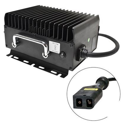 Picture of Admiral Advantage High Frequency Golf Car Charger, E-Z-Go Powerwise, 36 V 15 Amp