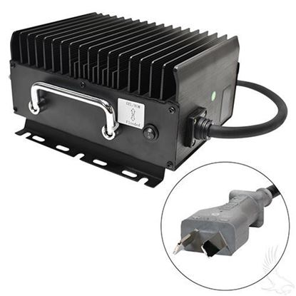 Picture of Admiral Advantage High Frequency Golf Car Charger, Crowsfoot, 36 V 15 Amp