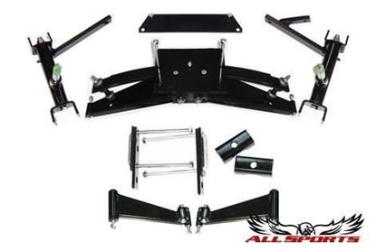"Picture of Allsports - Club Car DS Gas 1997-2003.5 4"" A-Arm Lift Kit"