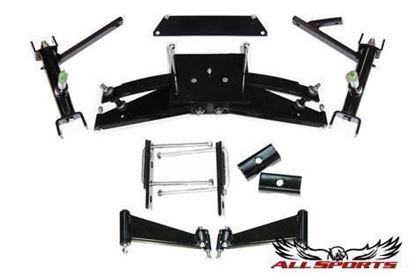 "Picture of Allsports - Club Car DS Gas & Electric 2003.5-Newer 4"" A-Arm Lift Kit"