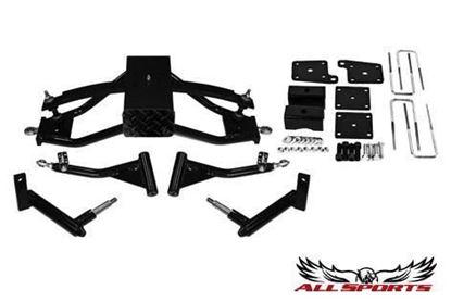 "Picture of Allsports - Club Car Precedent 4"" A-Arm Lift Kit"