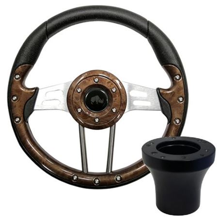 Picture for category Steering Wheel & Adapter Combos