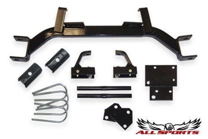 "Picture of Allsports - E-Z-Go Medalist TXT 1994-2001.5 Gas - 3"" Drop Axle Lift Kit"