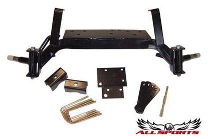 "Picture of Allsports - E-Z-Go TXT 2001.5-Present Electric - 5"" Drop Axle Lift Kit"