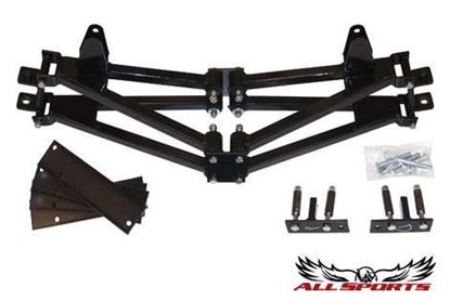 "Picture of Allsports - Yamaha G2 & G9 7"" A-Arm Lift Kit"