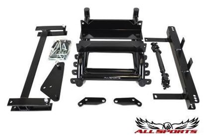 "Picture of Allsports - Yamaha G22 (GMAX) 6"" Lift Kit"