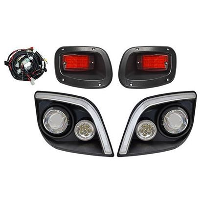 Picture of E-Z-Go Express LED Light Kit with Multi-Color LED Running Lights